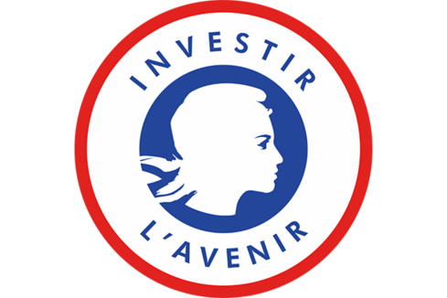 "Logo ""Investir l'avenir"""